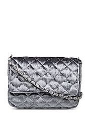 Velvet Bas bag - GREYISH DREAM