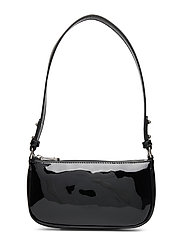 Patent Moni Bag - BLACK