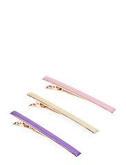 Trio Hairclip - PINK