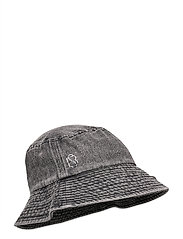 Denim Bucket Hat - INDIA INK