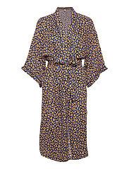 Linora Liberte Kimono - MAZARINE BLUE