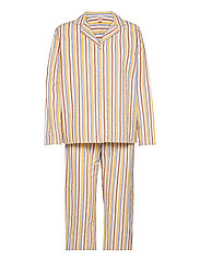 Stripe Pyjamas Set - MULTI COL.
