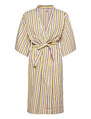 Stripe Liberte Kimono - MULTI COL.