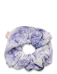Tie Dye Scrunchie - PURPLE