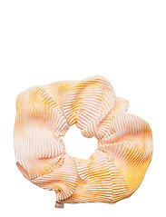 Tie Dye Scrunchie - YELLOW