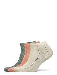 Mix Sock Pack W. 14 - CANYON/FELDSPAR/YELLOW