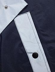 Becksöndergaard - Blockie Magpie Raincoat - sadevaatteet - blue - 5