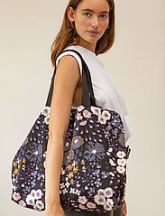 Becksöndergaard - Flowerwhirl Foldable Bag - shoppere - multi col. - 0