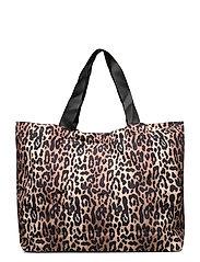 Leolar Foldable Bag - BEIGE