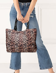 Becksöndergaard - Leolar Foldable Bag - shoppere - beige - 2