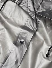 Becksöndergaard - Transparent Magpie Raincoat - sadevaatteet - grey - 4
