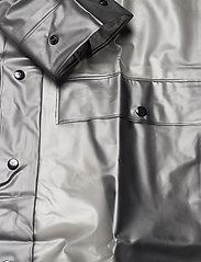 Becksöndergaard - Transparent Magpie Raincoat - sadevaatteet - grey - 5