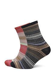 Mix Sock Pack W.8 - HOT SAUCE/NIGHT SKY