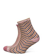 Mix Sock Pack W.18 - SILVER GRAY / DESERT SAND