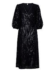 Glitrio Holiday Dress - BLACK
