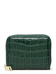 Croc Wallet - DUCK GREEN
