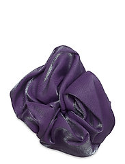 Shinny Scrunchie - PURPLE