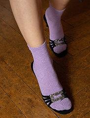 Becksöndergaard - Square Dalea Sock - sokker - lavender frost - 0