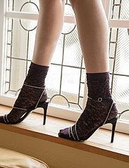 Becksöndergaard - Flory Sora Sock - socks - winetasting - 0