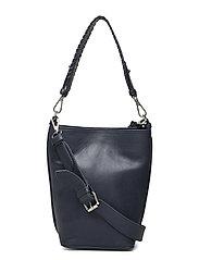 Grainy Dahlia Bag - NIGHT SKY