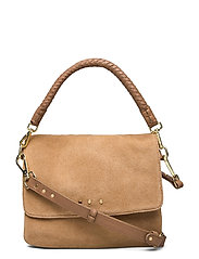 Suede Kamille Bag - BROWNIE