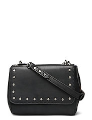 Veg Studded Ava Bag - BLACK