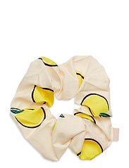 Lemon Scrunchie - MULTI COL.