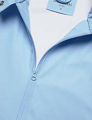 Becksöndergaard - Block Rubia Raincoat - blue - 2