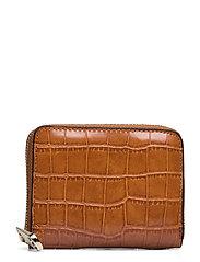 Kaia Midi Wallet - BROWN SUGAR