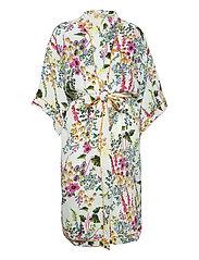 Gardenflo Liberte Kimono - WHITE