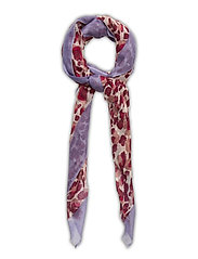Lopeo Woo Scarf - ROSE RED