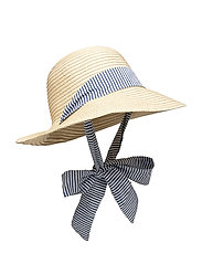 Yrsa Straw Hat - NATURE