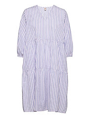 Streaked Sinna Dress - EVENTIDE