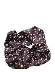 Picola Scrunchie - JET BLACK