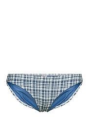 Eli Bikini Bottom - BLUE SHADOW