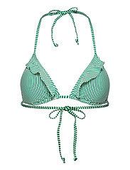 Striba Ailis Bikini Top - GOLF GREEN