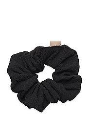 Structured Scrunchie - BLACK