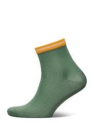 Sporty Reina Sock - MALACHITE GREEN