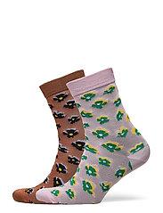 Mix Sock Pack W.13 - HAZEL/ROSESHADOW