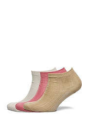 Mix Sock Pack W. 15 - WHITE/GEORGIA/LARK