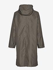 Becksöndergaard - Solid Magpie Raincoat - sadevaatteet - army green - 2