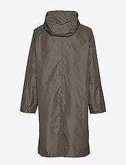 Becksöndergaard - Solid Magpie Raincoat - regntøj - army green - 2