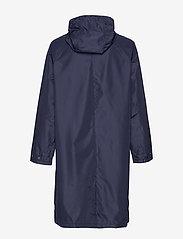 Becksöndergaard - Solid Magpie Raincoat - regntøy - navy blue - 2
