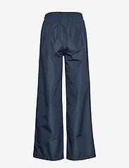 Becksöndergaard - Solid Maggie Rain Pants - vide bukser - navy blue - 1