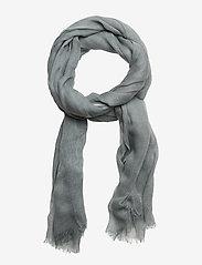 Becksöndergaard - Shiki - scarves - grey melange - 0
