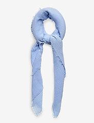 Becksöndergaard - Asta Povi Scarf Seasonal Col. - huivit - cashmere blue - 0