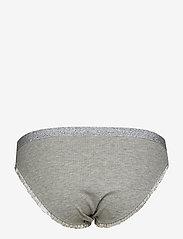 Becksöndergaard - Solid Tasmine Bottom - briefs - light grey melange - 1