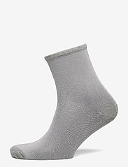 Becksöndergaard - Dina Solid - chaussettes - light grey - 1