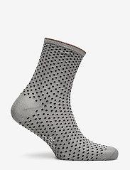 Becksöndergaard - Dina Small Dots - chaussettes - opal gray - 1