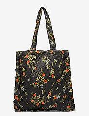 Becksöndergaard - Even Flower - shoppere - black - 2